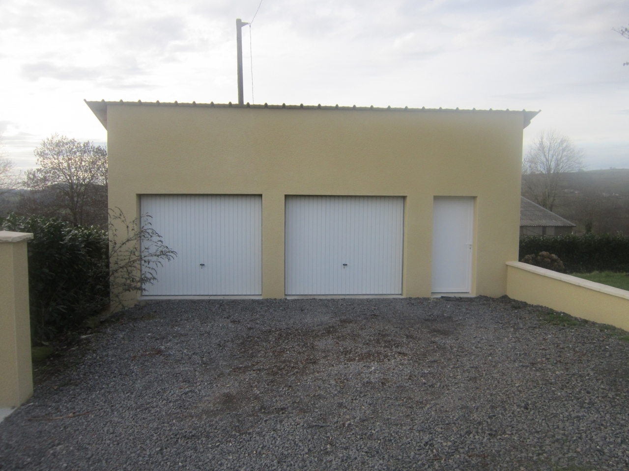 R Novation Extension Maison Aurillac Cantal